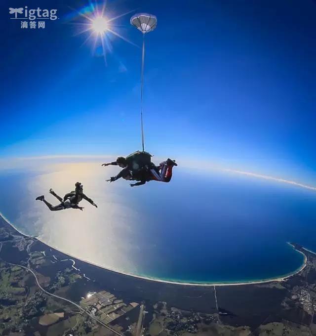 澳洲排名TOP10的高空跳傘地點 跟著攻略一起JUMP(上) - 澳洲生活網