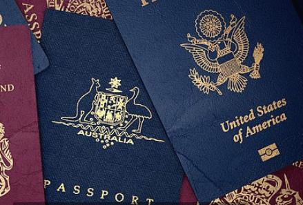 澳洲護照可免簽進入181國 比去年少兩個 - 澳洲生活網