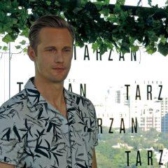 Tarzan   Ator Alexander Skarsgård está em SP para estreia do filme A Lenda de Tarzan