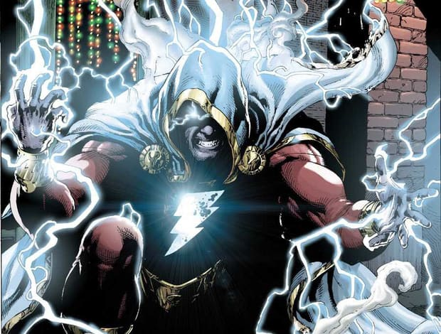 SHAZAM!: A origem do Mortal mais Poderoso da Terra! 9