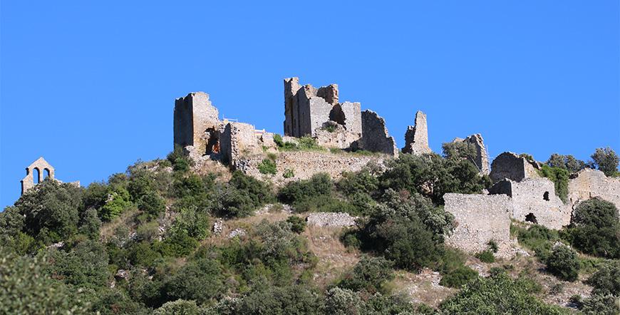 Château d'Aumelas: Appel aux dons, défiscalisation pour la deuxième tranche des travaux de sécurisation