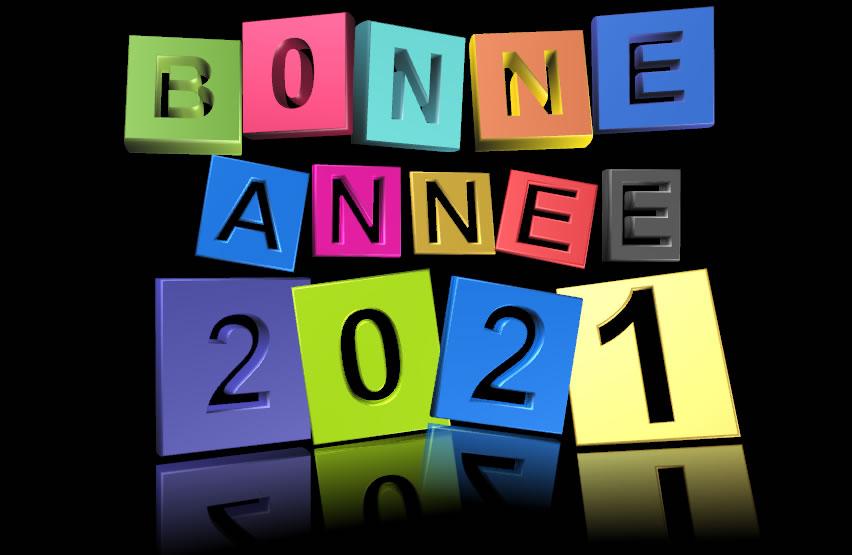 Aumelas.com - Bonne Année 2021