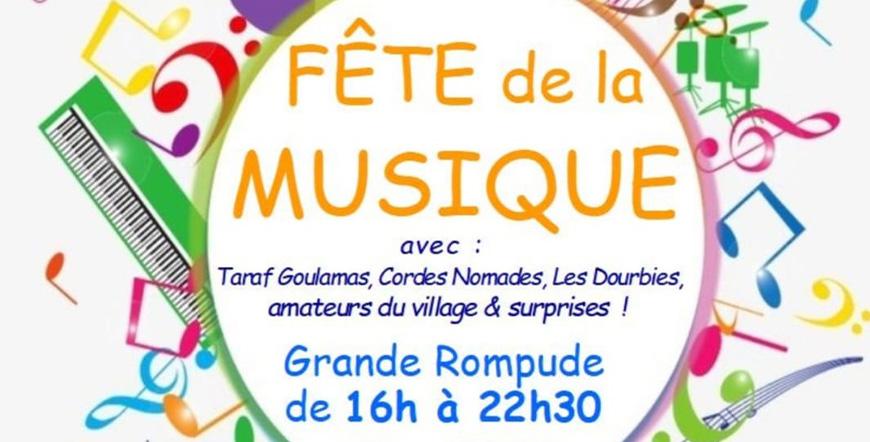 Read more about the article Fête de la Musique Aumelas – Samedi 26 Juin 2021