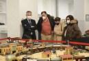 Exposición de ferrocarriles, Alcalde de Tomares y Comisarios
