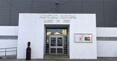 Auditorio Rafael León de Tomares entre los 12 municipios con ayudas