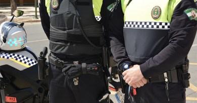 Policía Local de Bormujos