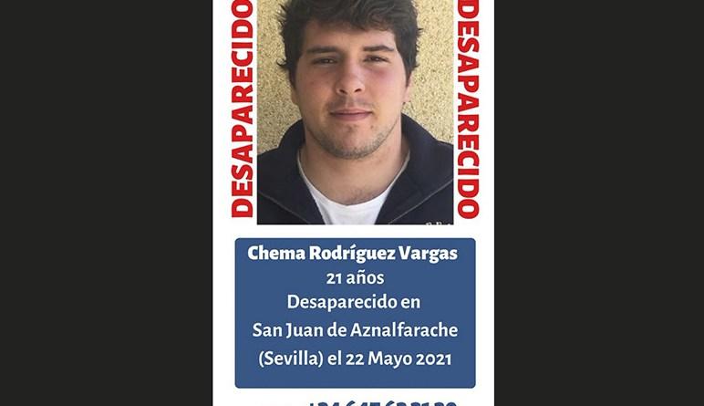 Investigan la desaparición de un jugador de Rugby de Mairena del Aljarafe