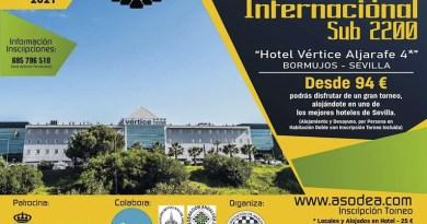 Bormujos 3º Open Internacional de Ajedrez