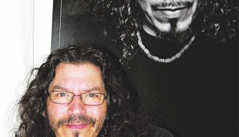 Entrevistamos en su casa a Raimundo Amador