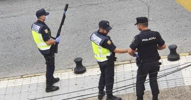 Reciben a pedradas a la Policía