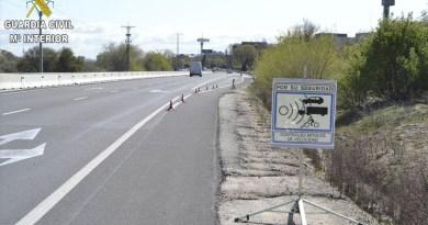 Imputado por conducir a 204 Km/h en una vía de 90