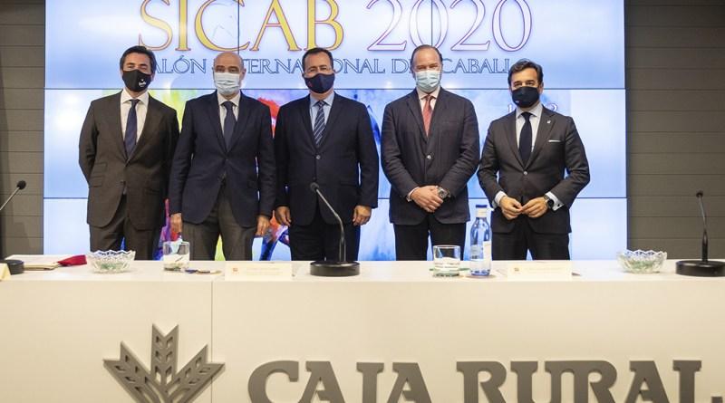 El Salón Internacional del Caballo (SICAB 2020)