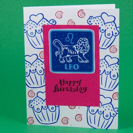 Make A Zodiac Birthday Card Greeting Card Ideas Aunt