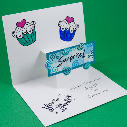 How To Make A Pop Up Birthday Card Step By Step