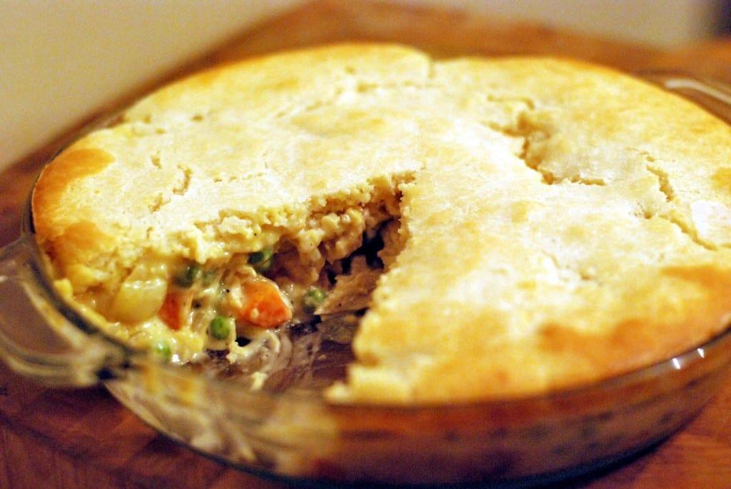 Turkey Pot Pie | Aunt Bee's Recipes