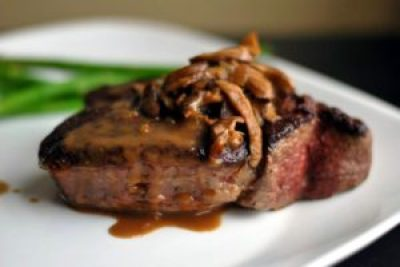 Steak Marsala | Aunt Bee's Recipes