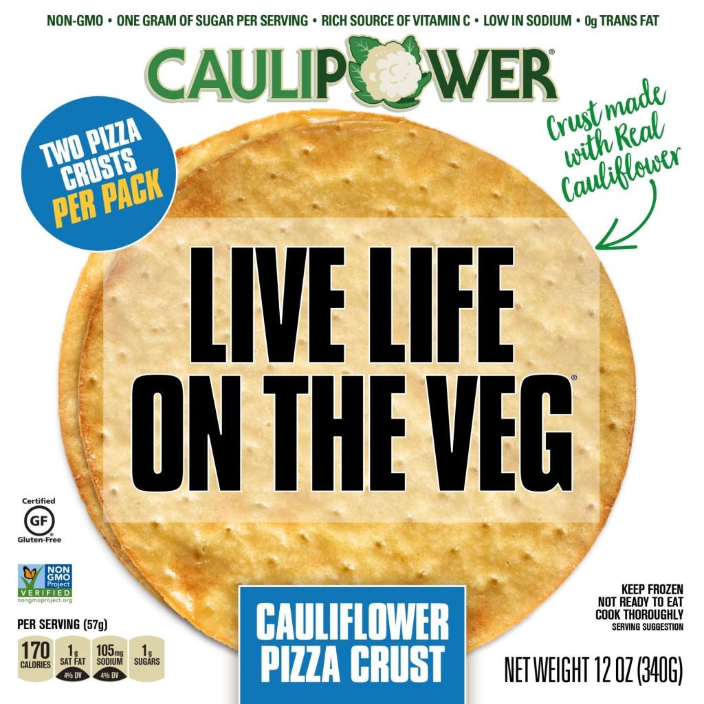 Caulipower Pizza Crust
