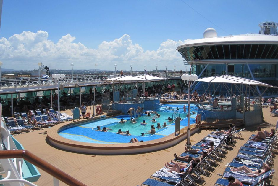pool deck rhapsody
