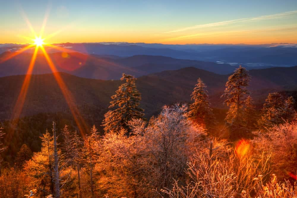 Fall In The Smokies Wallpaper Top 5 Places To Take The Best Photos Of Fall Colors In The