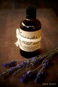 Lavender Essential Oil / / Today I made Some Soap