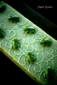 The Frog Prince Handcrafted Soap by Auntie Clara's