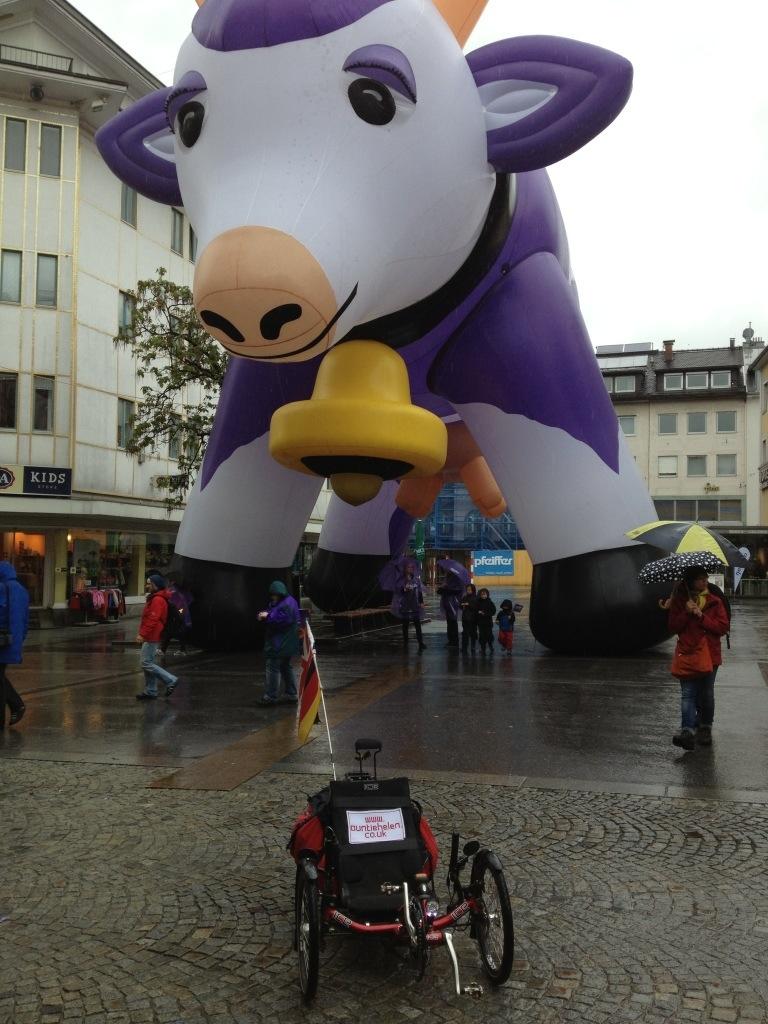 Ko2Ko – Meersburg to Höchst (Germany to Austria) | Auntie ...