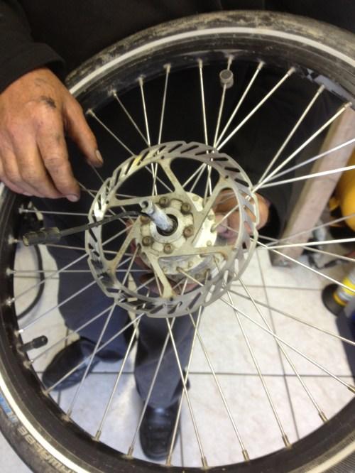 trike wheel 6