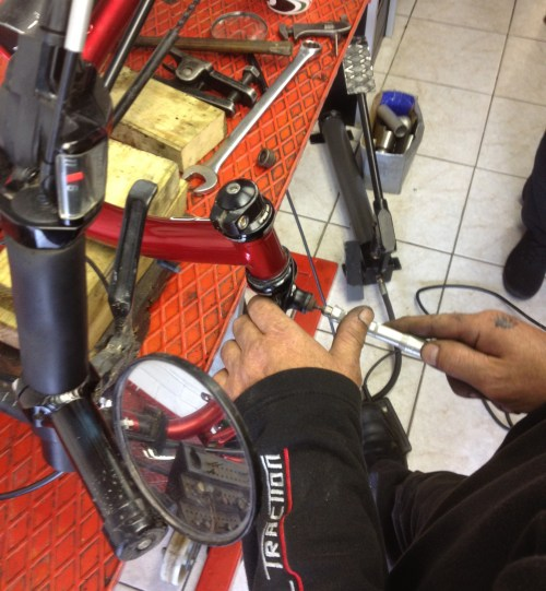 trike wheel 9