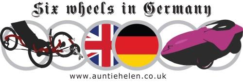6 Wheels Nikki by Helen