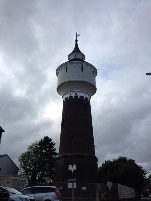 12 Hüls Water Tower