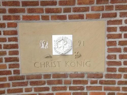 Christ König 1991