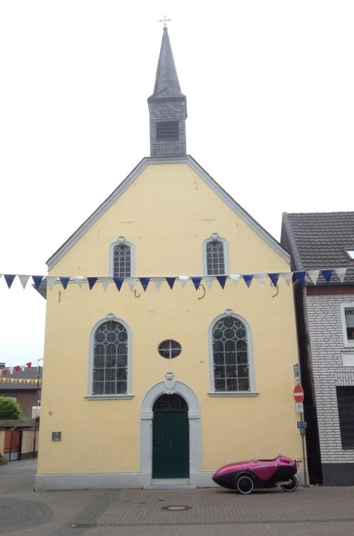 Ev Kirche Bracht