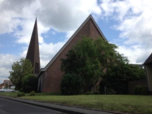Evangelische Kirche Vorst 1
