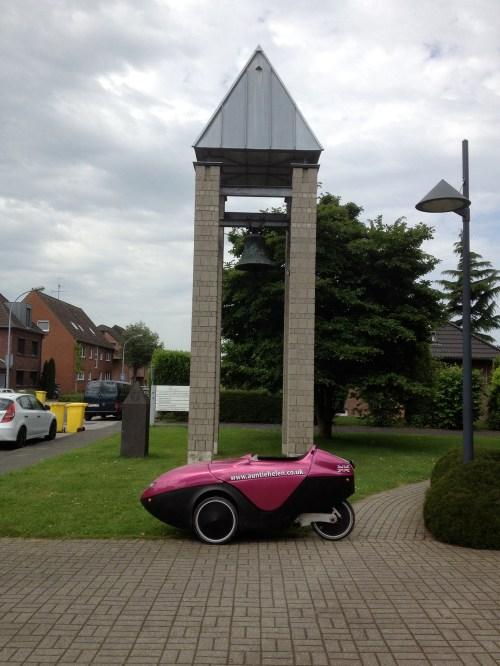 Evangelische Kirchengemeinde St Toenis belltower
