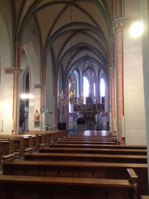 Propsteikirche Interior 1