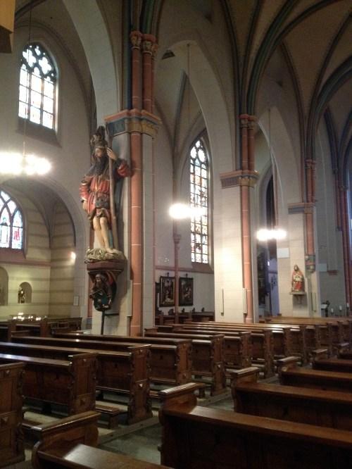 Propsteikirche Interior 2