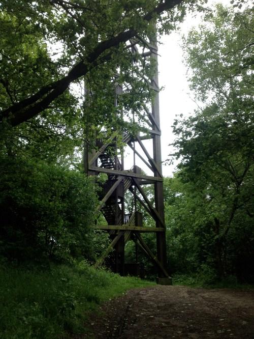Sonsbeck Aussichtsturm 1