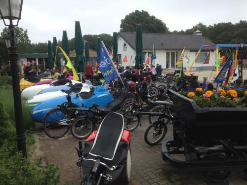 Trikes and Velomobiles