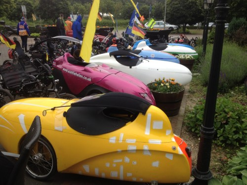 Velomobiles and trikes 2