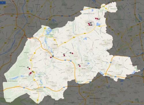 Churches in Kreis Viersen 41-50