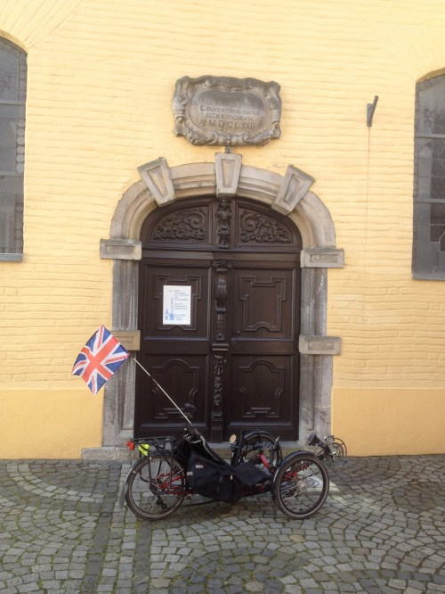 Kaldenkirchen Evangelische Kirche Main Door