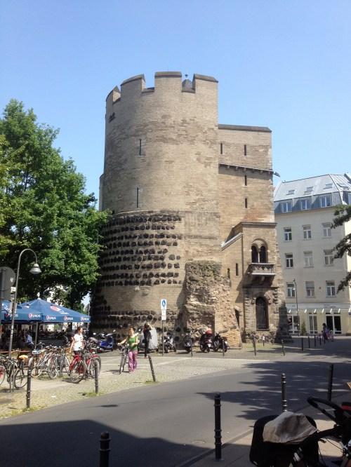 Koeln tower