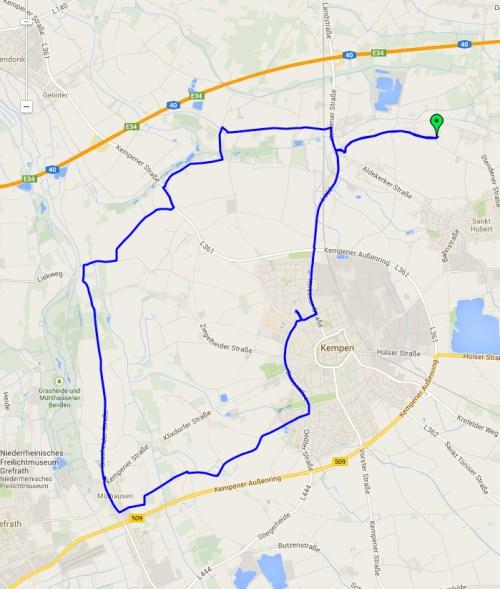 Muelhausen track