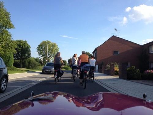Da Capo Chor Cycle Ride