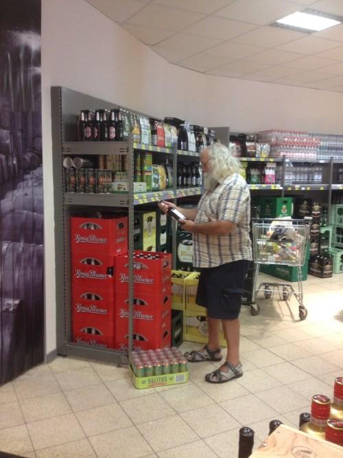 Choosing beer