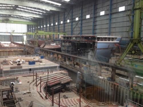Meyer Werft 3
