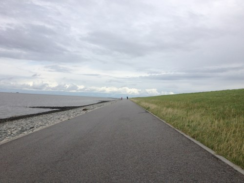 The way to Greetsiel