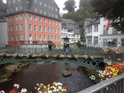 Bridge over the Rur in Monschau 1