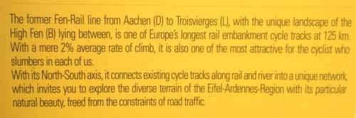 Vennbahn Info
