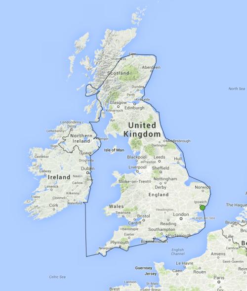 Alan's Map